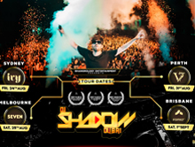 DJ Shadow 2018 Australia Tour