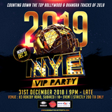 Bombay Velvet's 2019 NYE VIP Party