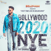 Bollywood 2020 NYE ft PAV DHARIA